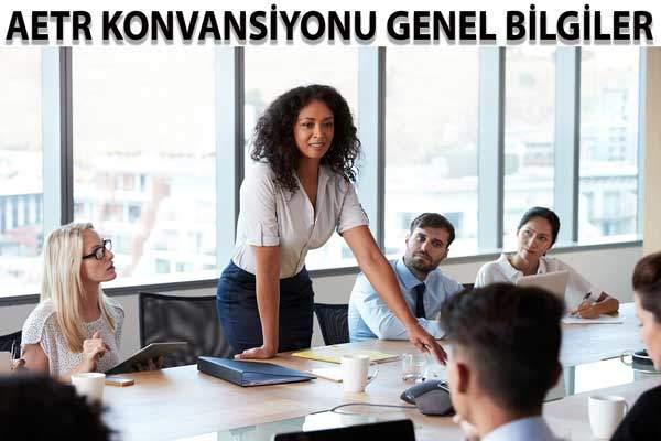 AETR KONVANSİYONU GENEL BİLGİLER 52