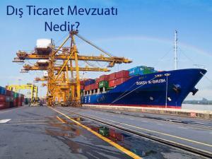 Dış Ticaret Mevzuatı Nedir