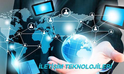 İletişim teknolojileri türleri