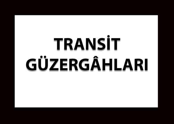 TRANSİT GÜZERGÂHLARI 11
