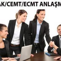 UBAK/CEMT/ECMT ANLAŞMASI 9